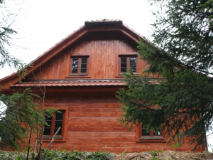 Tesařství - výstavba dřevostavby