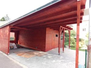 Tesařství - Zlín - zahradní domek
